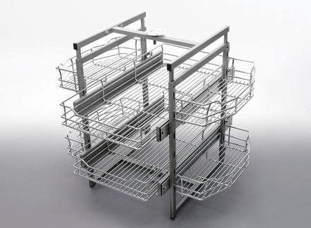 System do szafek narożnych Corner Combo 3/4 z linii Maxima REJS