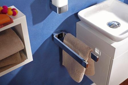 Wyposażenie łazienki Esprit home bath concept KLUDI