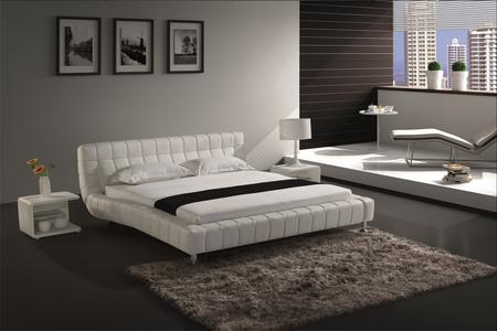 Łóżko tapicerowane Brooklyn A.R.M.