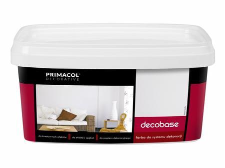 Farba Decobase PRIMACOL Decorative