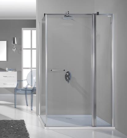 Kabina prysznicowa narożna KNDJ2/PRIII SANPLAST