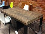 Stół drewniany Indistrial Living LOFT76 - zdjęcie 3