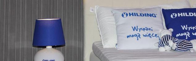 Materace, łóżka do sypialni Bliżej Klienta – Road Sow Hilding Anders Polska