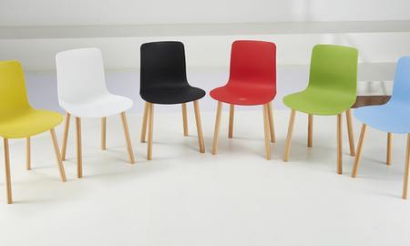 Krzesła i stoły plastikowe New Art MILOO HOME