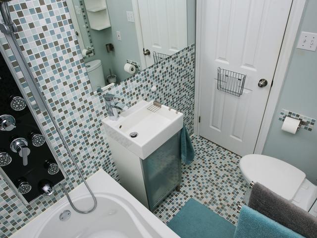 łazienka W Bloku Jasna łazienka Z Wanną Stronywnetrza