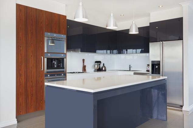 Nowoczesna kuchnia i minimalizm