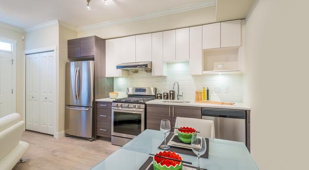 Kuchnia klasyczna  aranżacja wnętrza -> Klasyczna Kuchnia Z Jadalnią