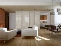 Jak oddzielić kuchnię od salonu – 5 sposobów