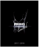 Katalog RIHO Limited 2017/2018